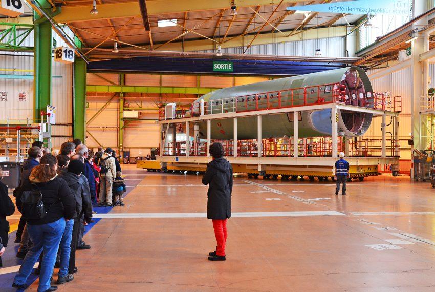 Visite-Airbus-A.Klose-SNAT