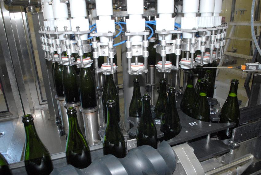 Embouchonnage Production Veuve Amiot