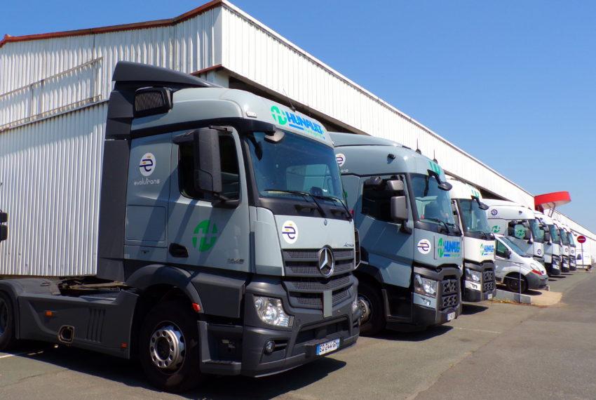 Hunault Transports (JRVE)