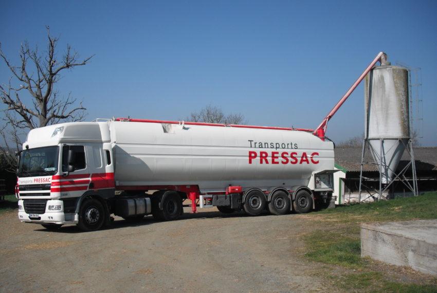 Transports Pressac (JRVE)