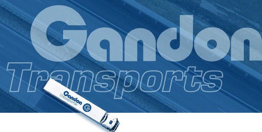 GANDON TRANSPORTS