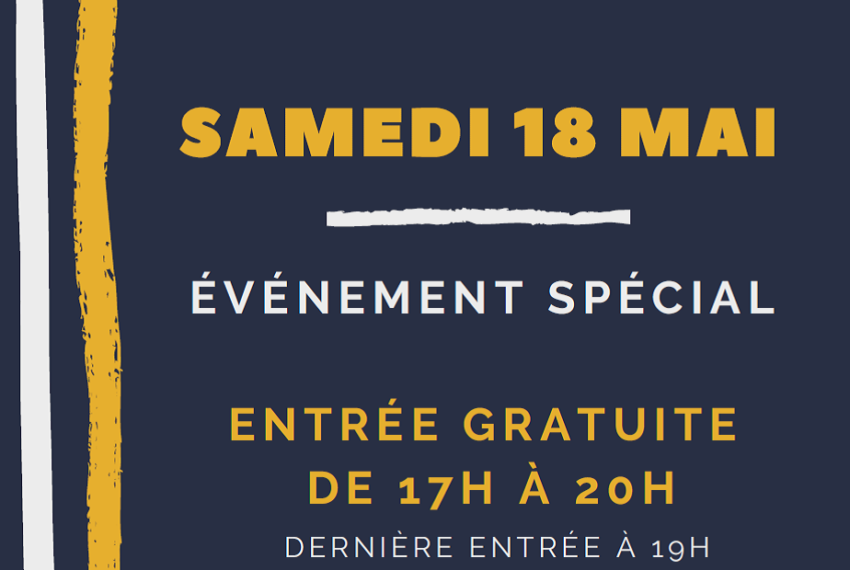 Nuit des Musées Gelencser 18.5.2019
