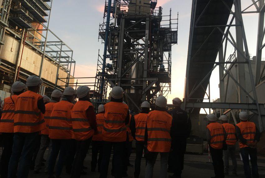 Centrale Thermique EDF Cordemais  (JRVE)