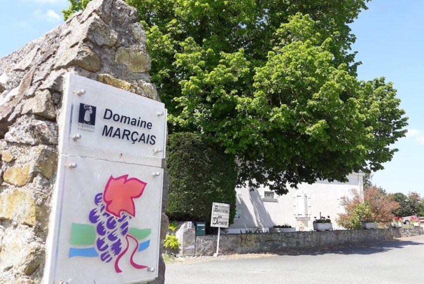 Domaine Marçais (JRVE 2020)