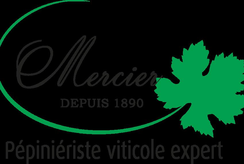 6) Pépiniériste Mercier, logo