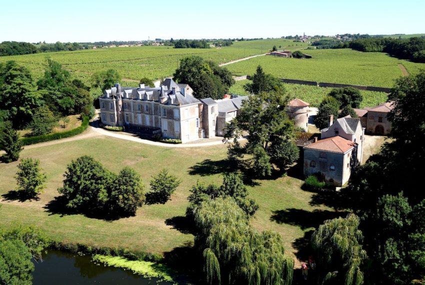 Château du Coing (VGC Vignobles Günther Chéreau) (Visites suspendues)