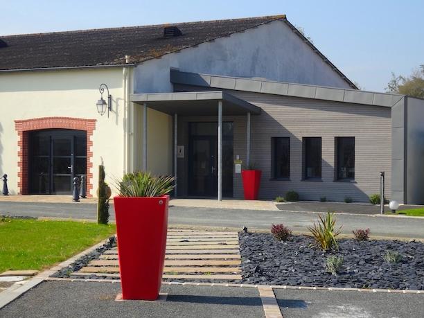 Domaine Raphaël Luneau - extérieur