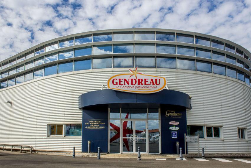 Gendreau_Vue extérieur de l'entreprise
