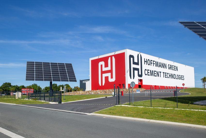 Hoffman Green Cement Technologies (JRVE)