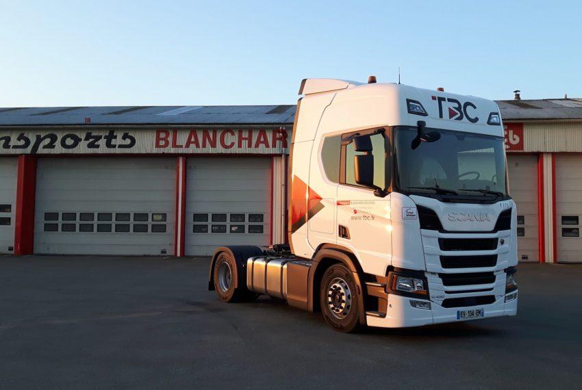 Transports Blanchard Coutand (JRVE)