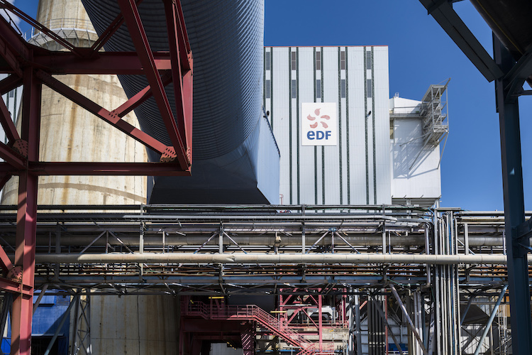 centrale EDF de Cordemais