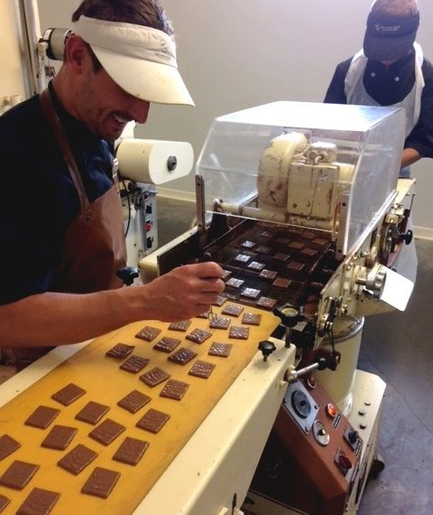 Musée du Chocolat Gelencser (JRVE 2020)
