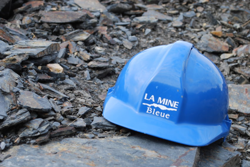 Casque_La Mine bleue_©La Mine bleue