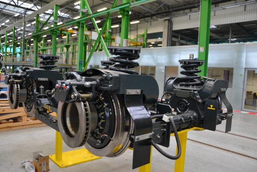 Irigo boogies maintenance tram ctt 2012 5