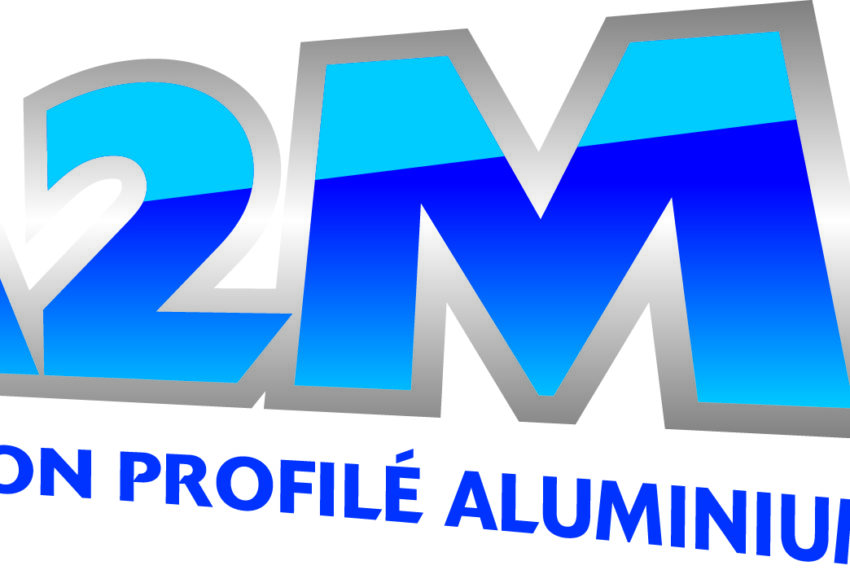 Logo SA2M LA SOLUTION PROFILE ALU
