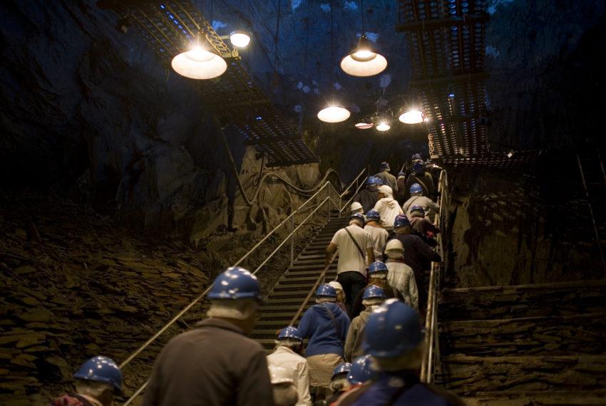 La Mine Bleue (JRVE)
