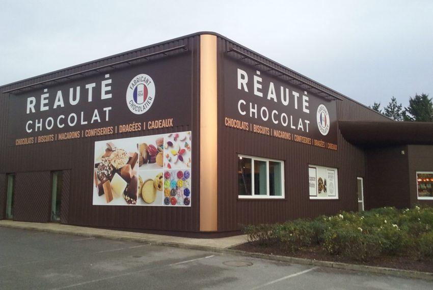 Réauté Chocolat (Visites suspendues)