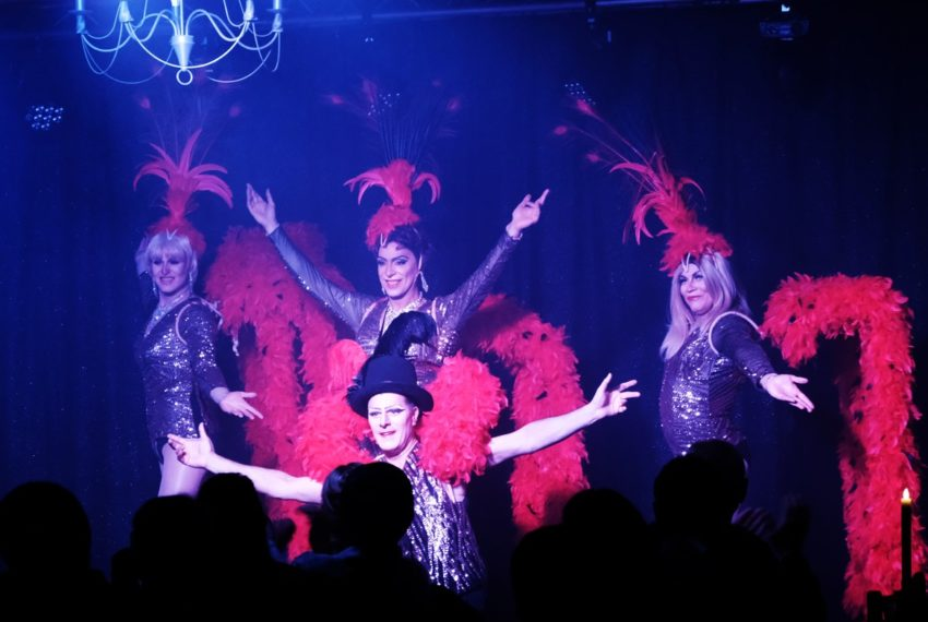 Cabaret des Belles Poules (JRVE 2020)