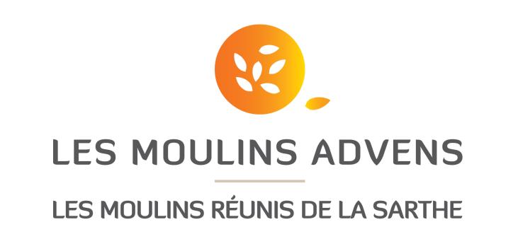 Les moulins réunis de la Sarthe - logo