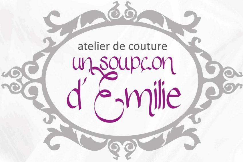 Unsoupçon d'Emilie -Logo