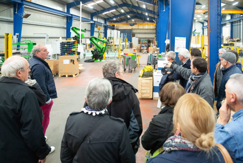 ALFI Technologies - Visite atelier