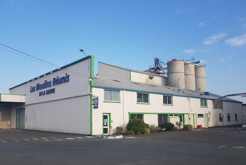 Les Moulins Réunis de la Sarthe (JRVE 2020)