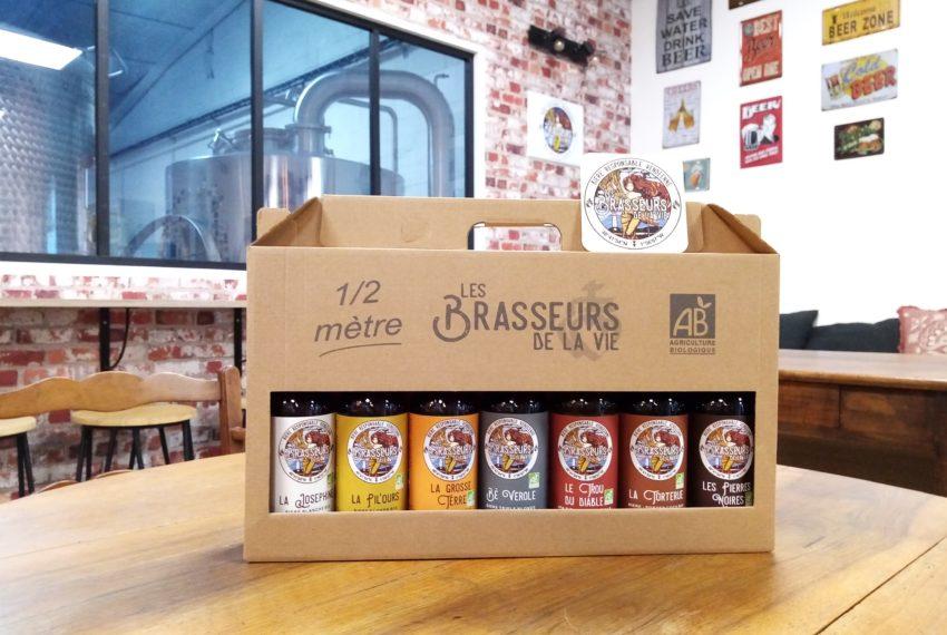 Les Brasseurs de la Vie – Micro-brasserie artisanale (Visites suspendues)